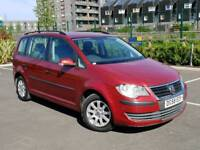 2008 VolksWagen Touran 1.9 TDI FSH ** Finance Available ** 7 Seater
