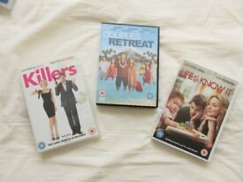 DVD - Couples comedy movies