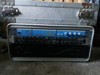 Cloud cx335 split band compressor limiter