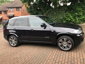 BMW X5 - M SPORT - Loads of extras, full service history, 52k miles