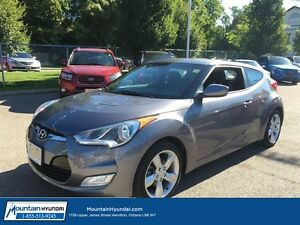 2013 Hyundai Veloster ONE OWNER / NO ACCIDENTS