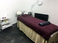 Beauty Room to Rent in Aberdeen - Suitable for All Therapies - Nail Station Rental also Possible