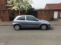 2006 Vauxhall Corsa low insurance group ideal 1st car px welcome