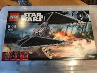 Star Wars Lego 75154 Tie Striker BNIB