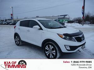 2013 Kia Sportage EX AWD REAR CAMERA HEATED SEATS