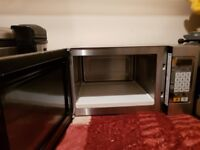 Samsung commercial microwave for sale.