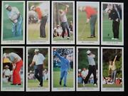 Golf Cigarette Cards