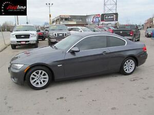 2007 BMW 328 xi AWD COUPE-WHITE LEATHER-SUNROOF