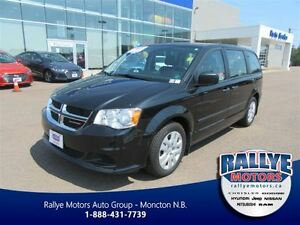 2014 Dodge Grand Caravan SE! ONLY 58KM! Trade-In! Save!