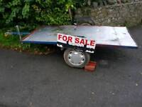 Trailer for sale £100 in cheddar