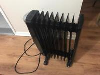 Silvercrest oil filed radiator