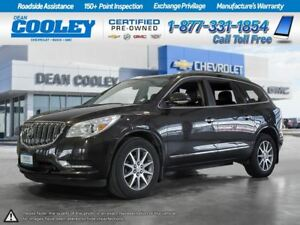 2013 Buick Enclave CXL AWD/HTD SEATS/TWO PANEL SUNROOF