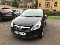 Vauxhall CORSA2010 1.4 Manual 5 Door Hatchback
