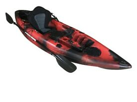 Single Sit On Kayak From Cambridge Kayaks Online