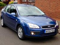 FORD FOCUS GHIA 1.6 AUTOMATIC FULL SERVICE HISTORY FULL YEARS MOT 3 MONTHS WARRANTY