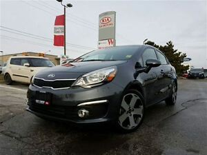 2016 Kia Rio SX.. Nav..Leather...Loaded Priced to GO!!!