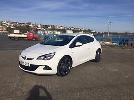 Vauxhall Astra gtc 1.6 diesel, limited edition 2016