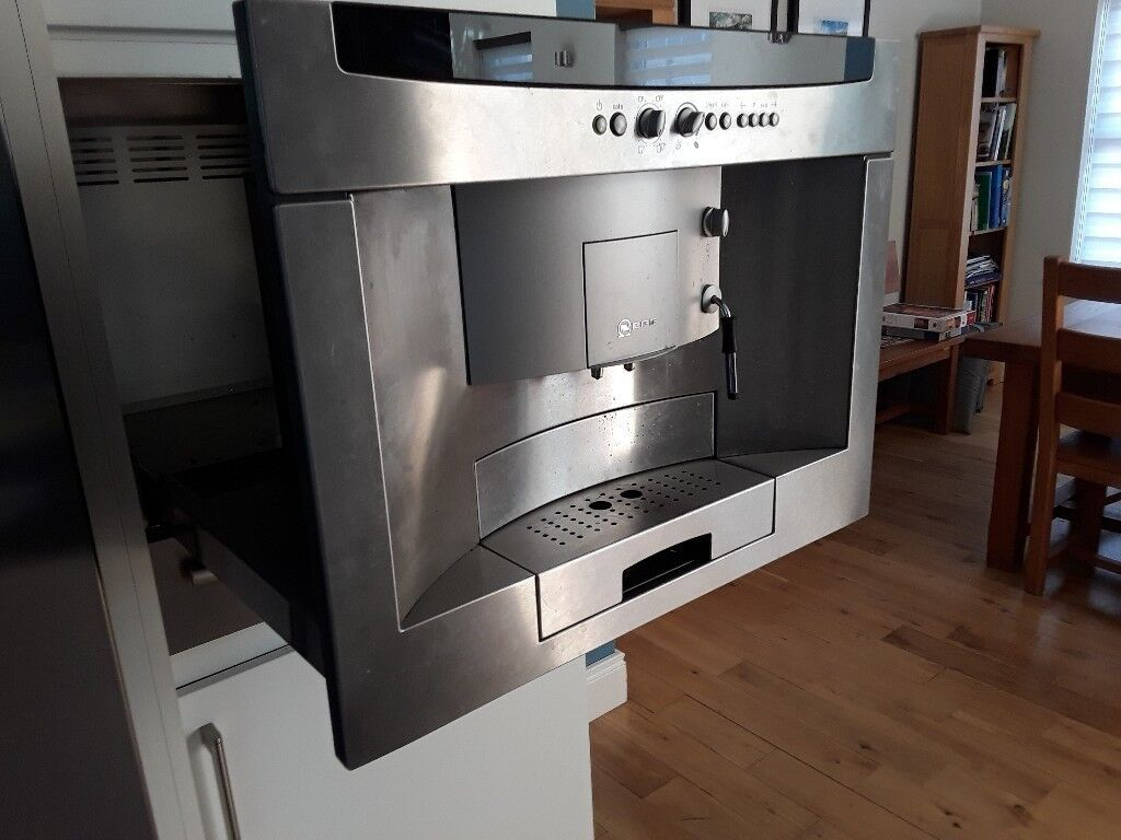 Neff Integrated Coffee Machine Bean To Cup In Craigavon County Armagh Gumtree