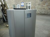 Mobile air conditioning and dehumidifier unit
