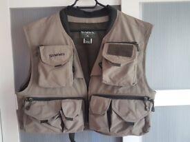Simms Freestone Vest size L