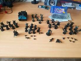 Warhammer 40k chaos army