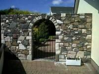Stonemason stone works
