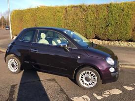 Stunning Fiat 500 Pop 1.2, 3 Door