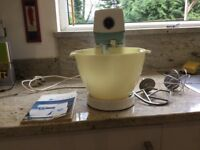 KENWOOD MODEL A.701-A FOOD MIXER 1960s VINTAGE SERVICED RECENTLY