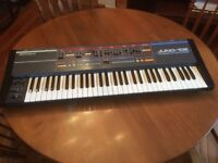 ROLAND JUNO 106 FULLY SERVICED AND WORKING WITH 30 DAY GUARANTEE
