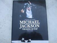 MICHAEL JACKSON 1958 - 2009 HARDBACK BOOK