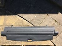 Vauxhall Astra H 2004 - 2009 Load cover Parcel shelf Blind Boot