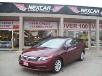 2012 Honda Civic EX AUT0MATIC A/C POWER SUNROOF ONLY 116K