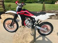 2012 Husqvarna wr 300 Enduro road registered