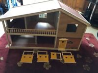 LUNDBY CAROLINES HOUSE DOLLS HOUSE
