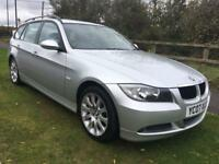 BMW 318D 2.0 Estate ONLY 2 PREVIOUS OWNERS **30 DAY ENGINE AND GEARBOX WARRANTY**