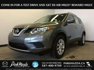 2016 Nissan Rogue S AWD - Bluetooth, Backup Cam, AUX Input