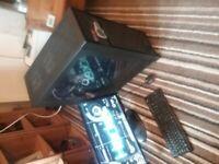 32 core,98gb ram,1000w,gtx 780 sc liquid cooled gaming pc workstation huge spec bargain