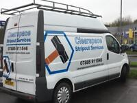 Clearspace Stripout Services Man and Van