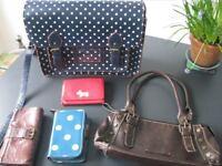 Bags & Purses - Inc Radley & Cath Kidston