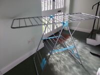 Winged Laundry Airer/Dryer, multifunctional, folds flat: Excellent Condition