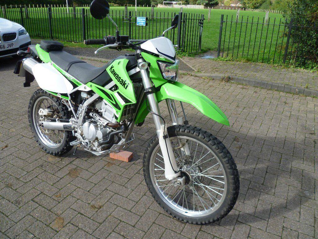 2010 Kawasaki KLX 250 Trail bike low mileage in good condition | in