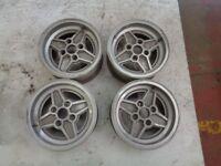 Ford Mk2 Escort wheels