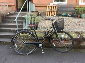 Ladies Pashley style city bike