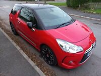 Citroen, DS3, 1,6 Petrol Great Price Low Milage