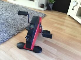 Fitness exercise bike you can use sat on a chair. Never been used.