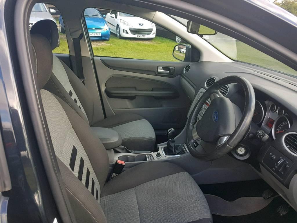 2008 Ford focus zetec 100 1.6 petrol manual mot cheap car Kent bargain