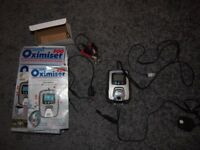 Oximiser 900 Battery Management System with original box