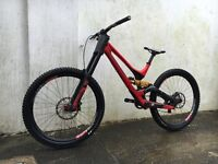 2016 Specialized demo 8 S-Works (LONG)