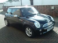 2005 05 MINI 1.6 ONE ** ONLY 74880 MILES ** MOT MAY 2018 **