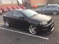 Vauxhall Astra Coupe Sport Full Body Kit.